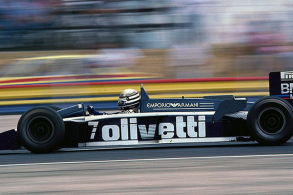 "Carro ""Skate"" da Brabham inspirou McLaren do primeiro título de Senna"