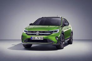 Volkswagen lança Taigo, 'irmão gêmeo' do Nivus, na Europa