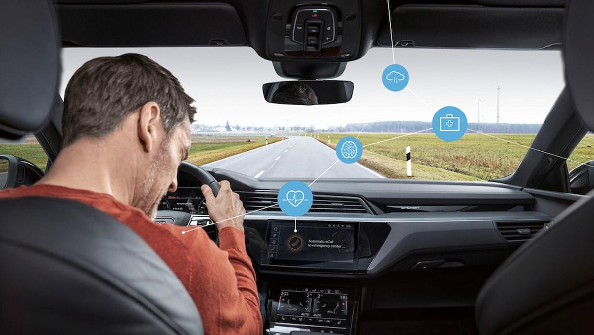 empresa de engenharia iav e universidade de oldenburg na alemanha desenvolvem assistente digital que monitora saude do motorista