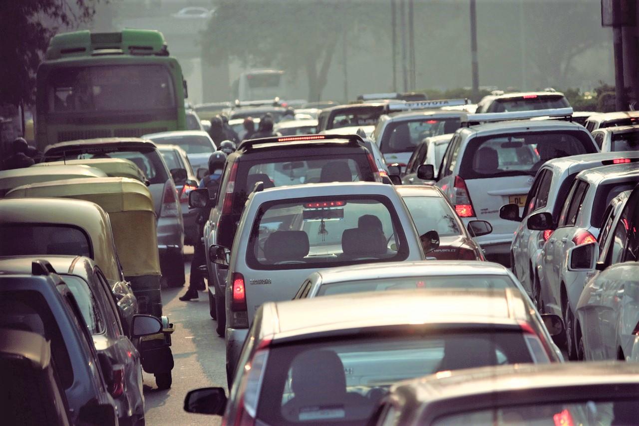 transito na india
