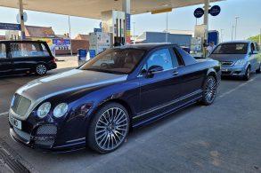 Bentley vira a picape 'mais luxuosa do mundo' e o resultado surpreende