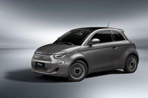 Fiat 500e chega ao Brasil em versão única por R$ 239.990