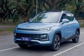 JAC E-JS4: SUV elétrico tem porte de Compass e preço de Tiguan