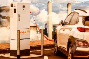 Elétrico reduz mesmo a poluição atmosférica?