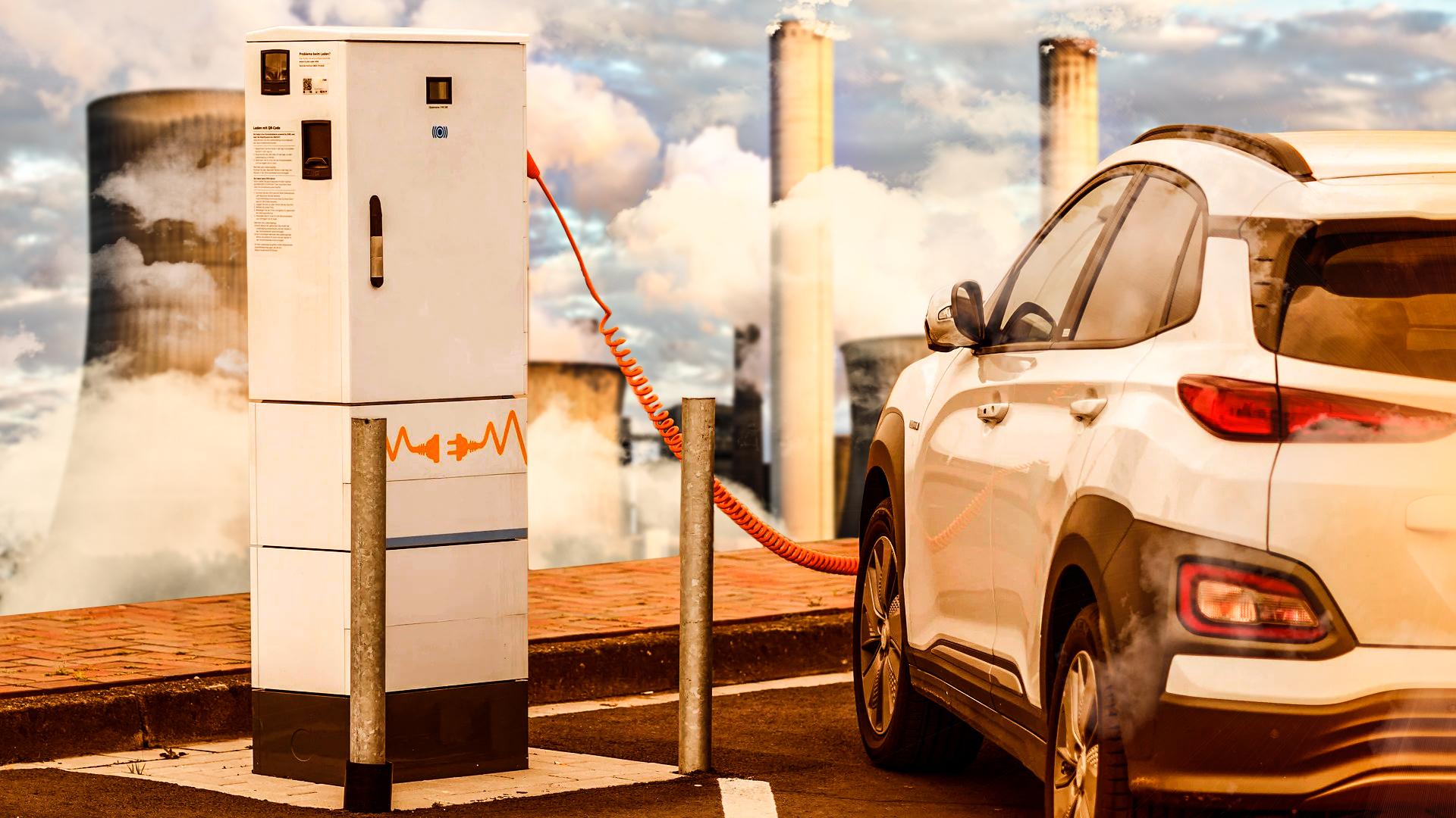 O carro elétrico pode produzir sua própria energia através da célula de combustível alimentada por etanol