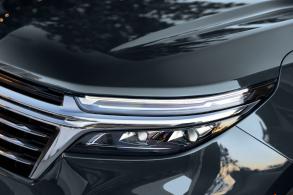 Chevrolet Equinox é a segunda novidade confirmada para 2021