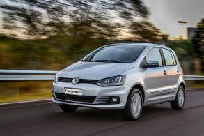 Volkswagen Fox chega às lojas sem central multimídia