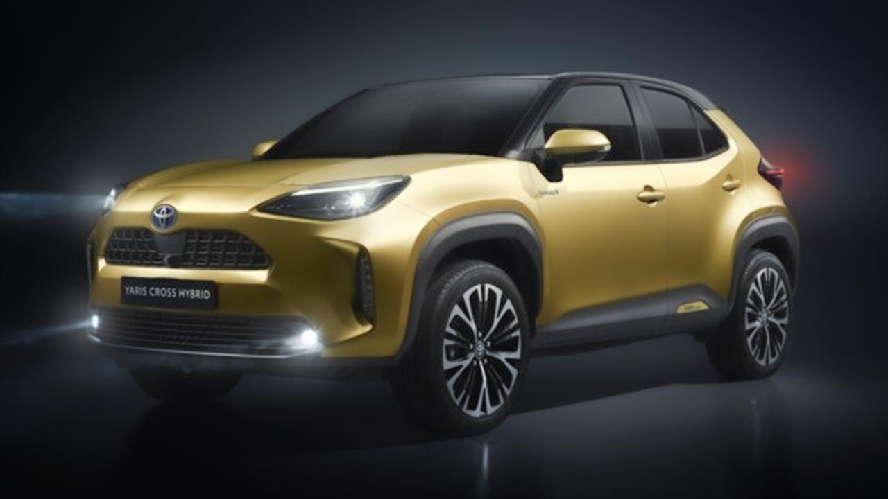Yaris Cross é o novo SUV da Toyota