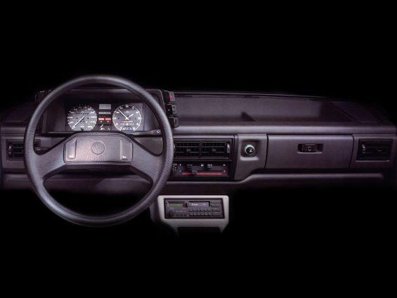 volkswagen fox interior voyage