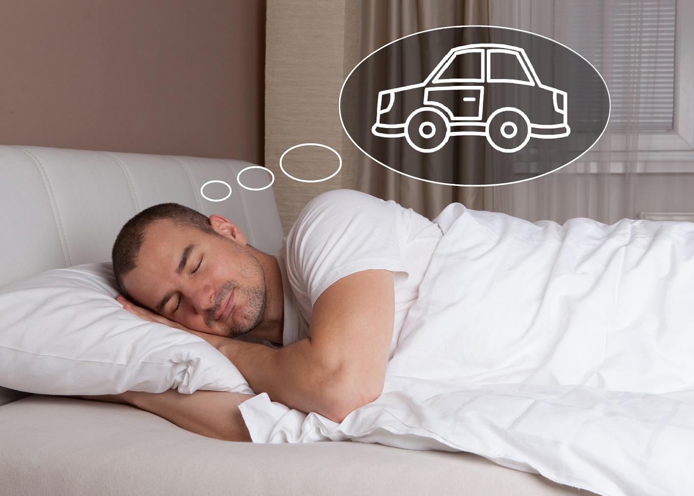 o que significa sonhar com carro