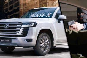 Land Cruiser: comprar pode, revender, não!