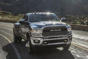É a Ram 3.500? Marca anuncia novo modelo no Brasil ainda em 2021