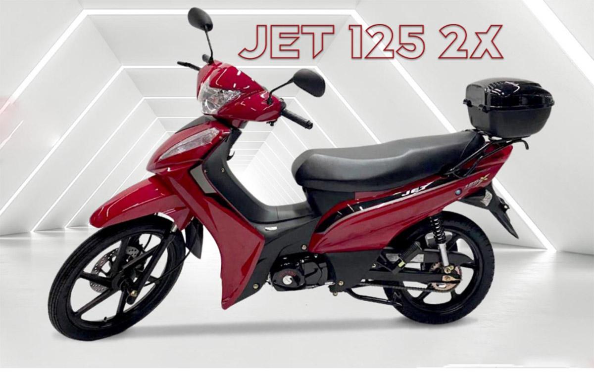 motos mais baratas do brasil shineray jet 125 2x