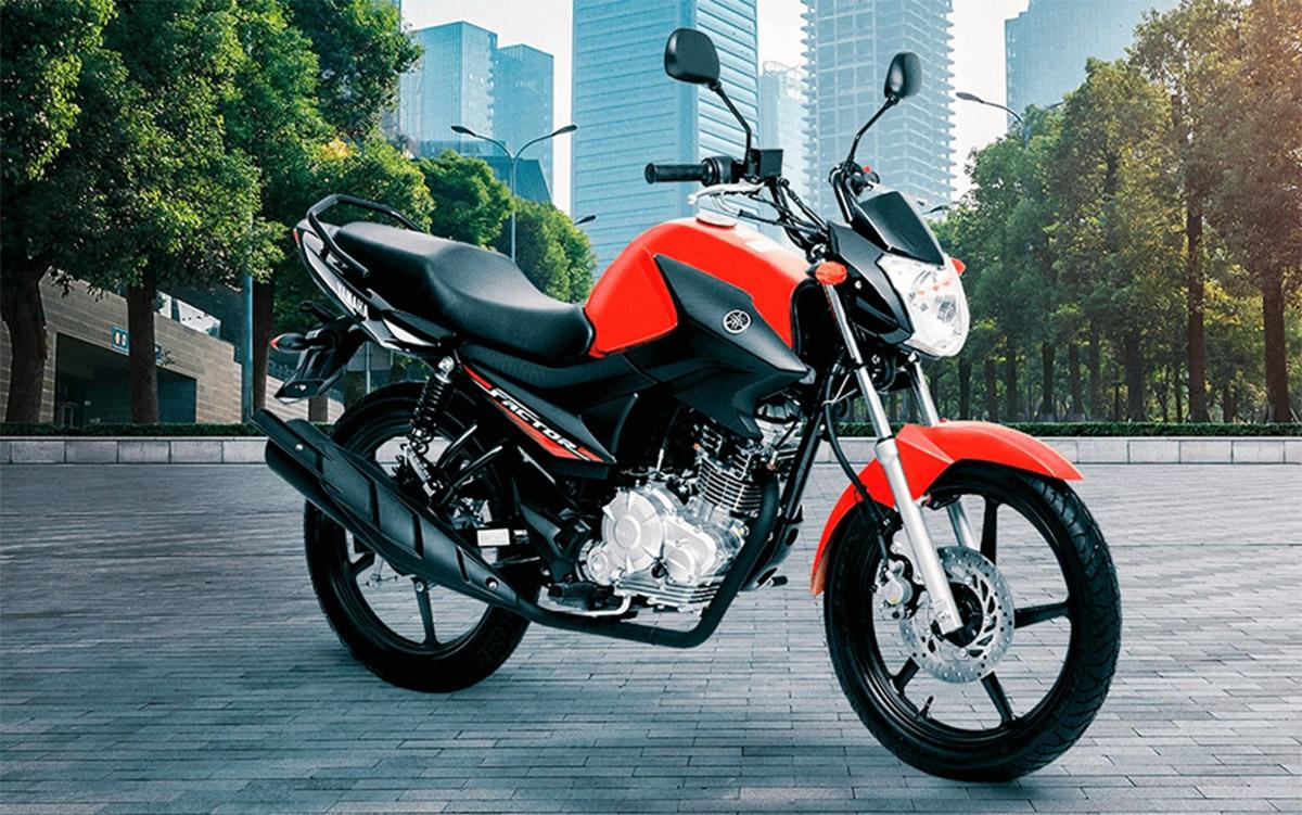 motos mais baratas do brasil yamaha factor 125i