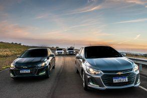 Chevrolet retoma a produção do Onix e aproveita para lançar a linha 2022
