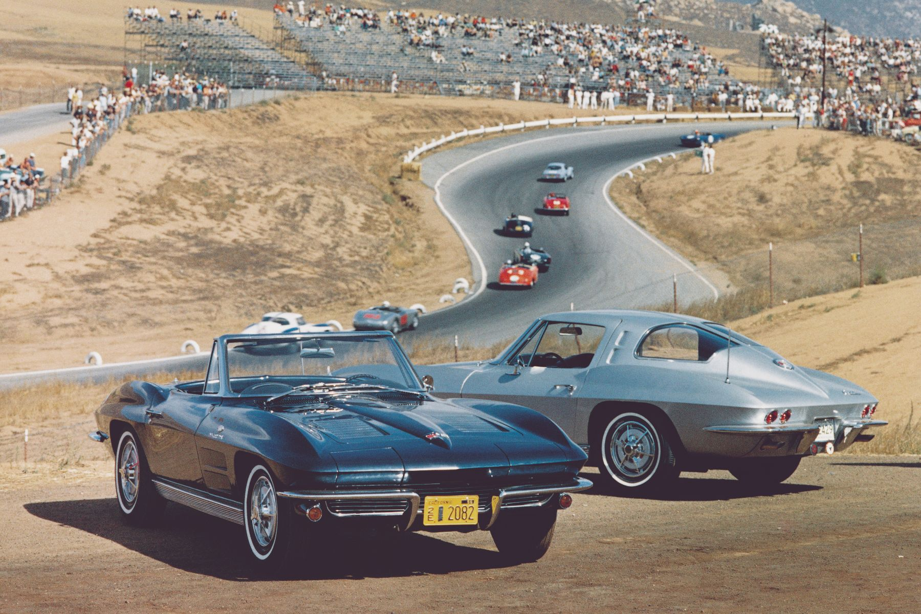 chevrolet corvette sting ray 40