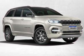 Lançamento e pré-venda do Jeep Commander serão no dia 26