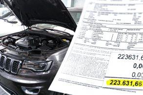 Conserto de Jeep custa quase o valor do carro? Entenda essa história