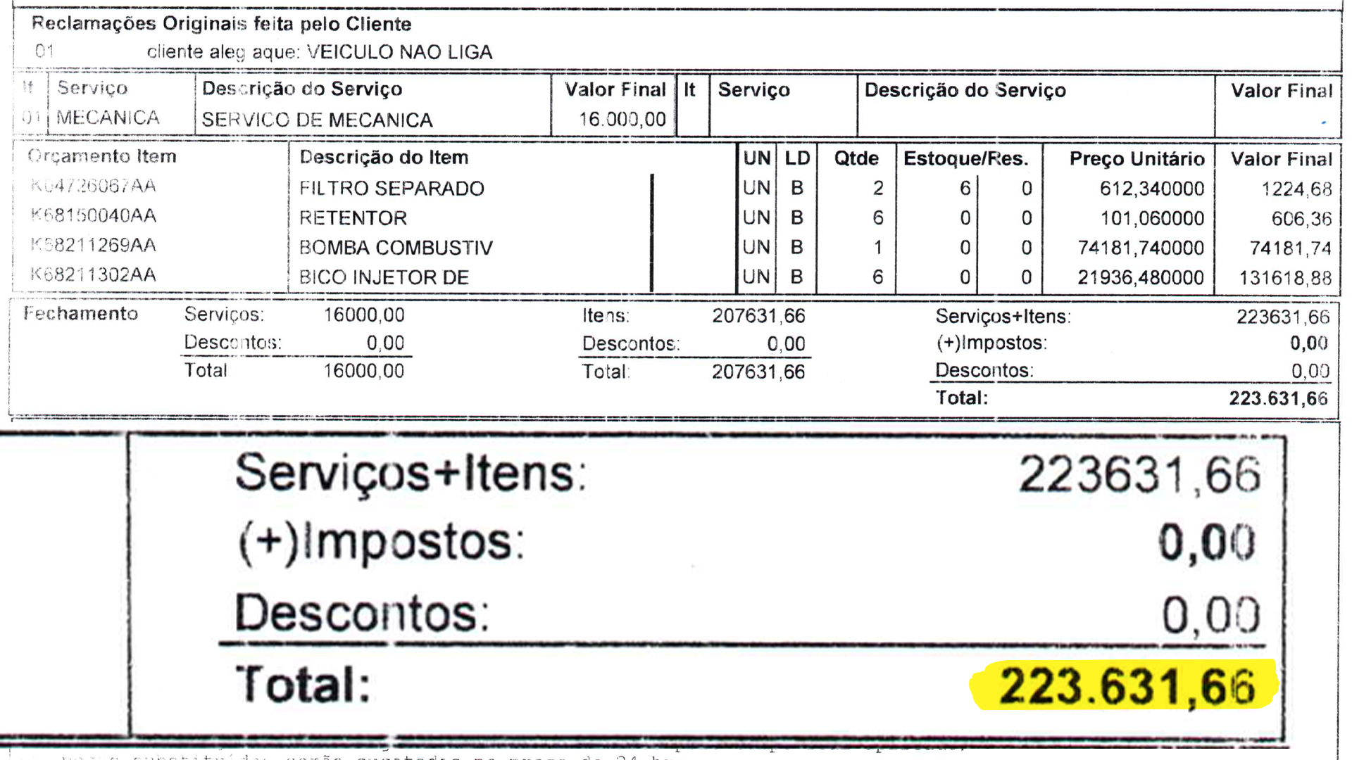 nota fiscal jeep