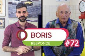Boris Responde #72 | Gasolina Podium é aditivada? Freio a disco na traseira é ruim?