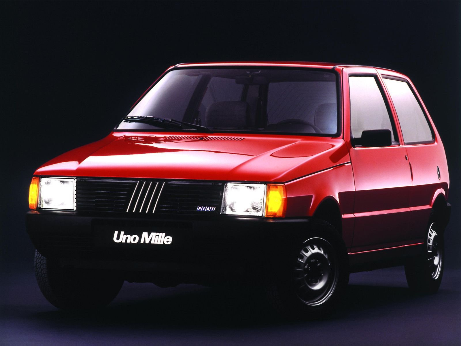 uno mille 1990