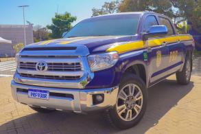 Conheça as viaturas de R$ 2 milhões da Polícia Rodoviária Federal