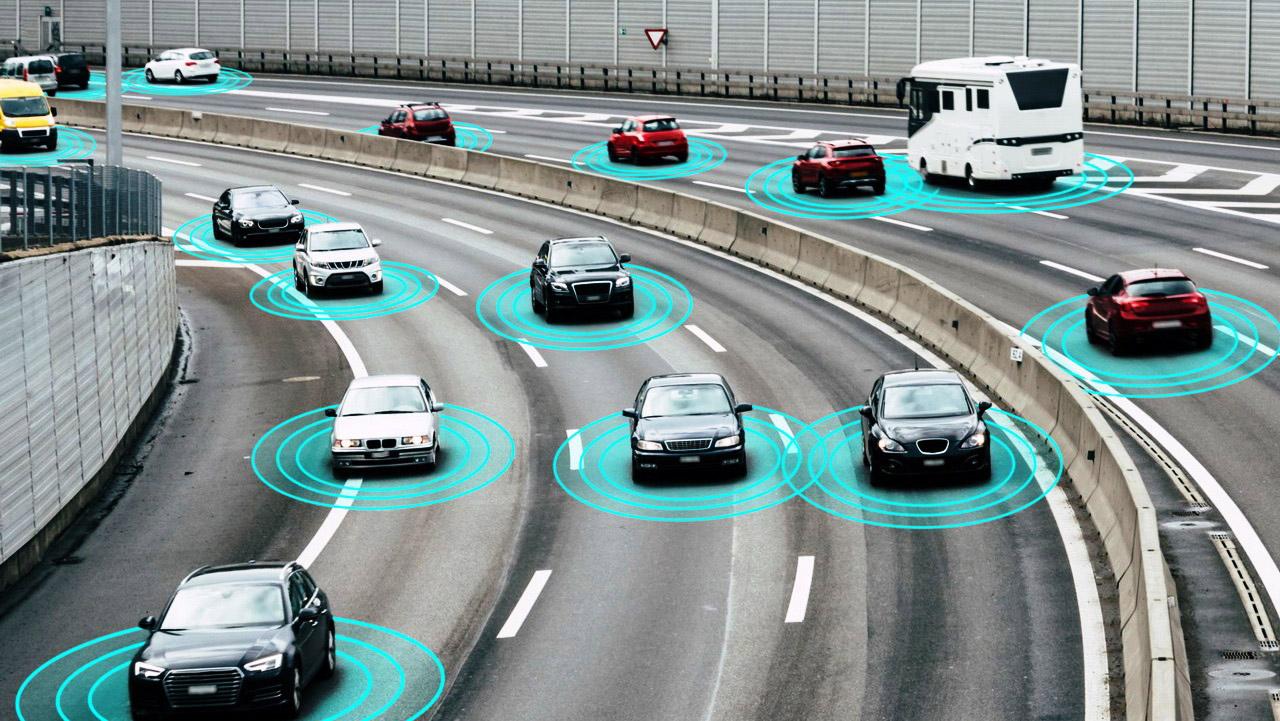 driver assistance systems adas sistema de direcao autonoma em carros em rodovia