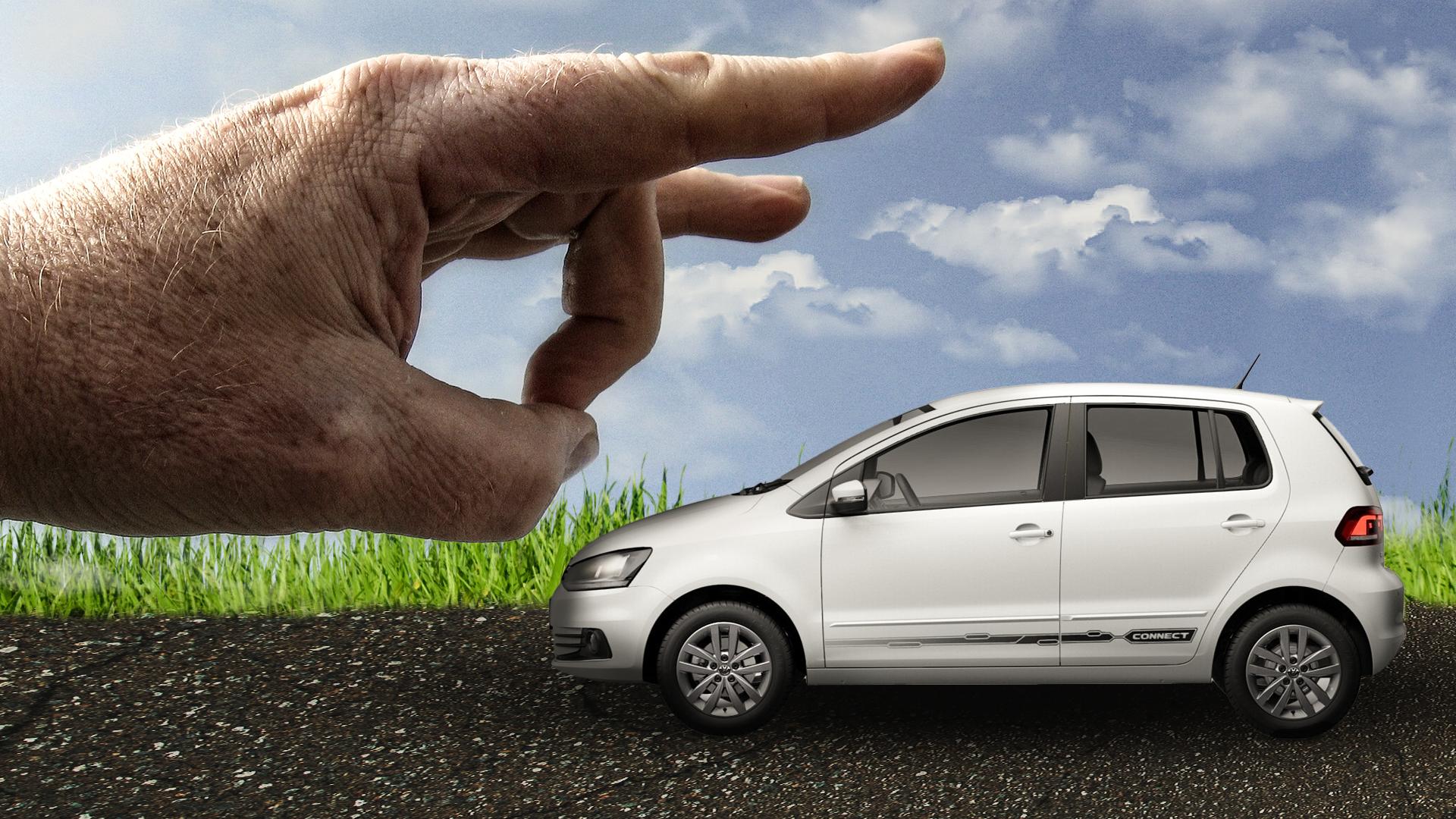 Produção do Volkswagen Fox dificilmente chegará até 2022