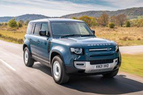 Land Rover Defender: muito molenga (e caro) para o trabalho!