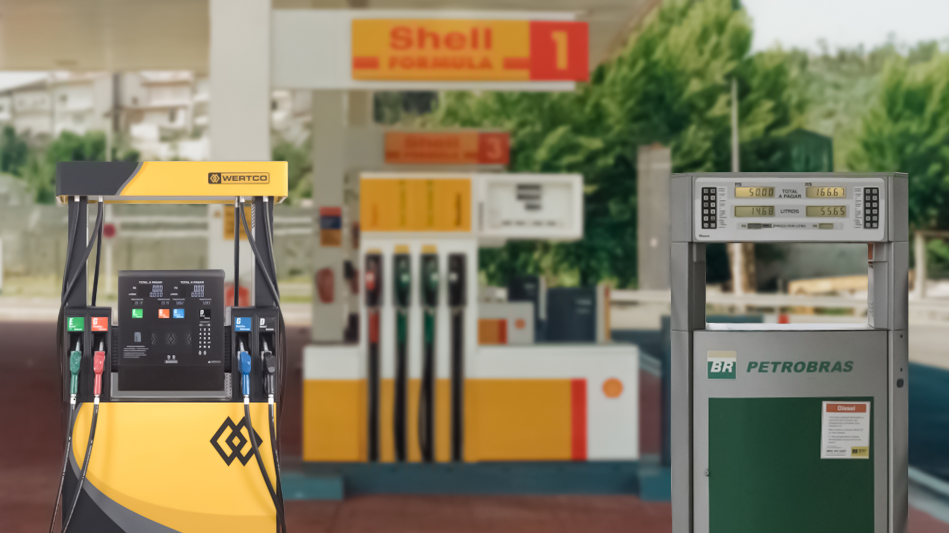 Postos podem oferecer combustível de mais de um distribuidor