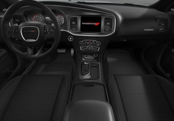 interior dodge charger rt