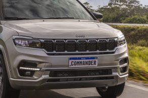 Jeep Commander seria o 13º mais vendido do Brasil apenas na pré-venda
