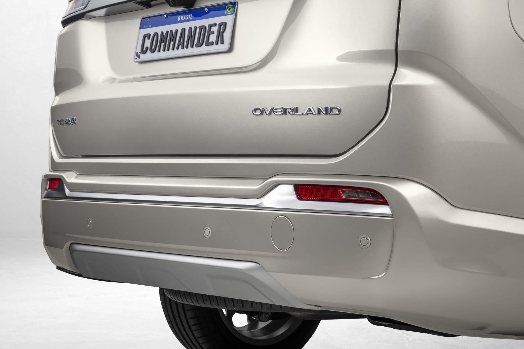 jeep commander overland td380 44
