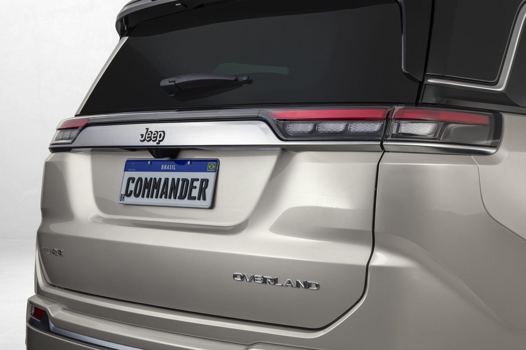 jeep commander overland td380 45