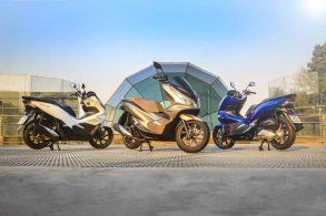 Linha 2022 da Honda PCX traz apenas cores e grafismos como novidade
