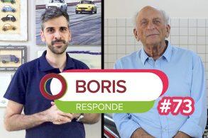 Boris Responde #73 | Bueiro aberto dispara airbag? Colocar pneu fino para economizar?