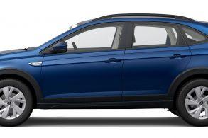 VW Nivus 2022 perde a central multimídia de série