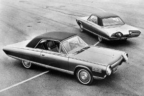 Más ideias: 5 carros que tentaram prever o futuro, mas erraram feio