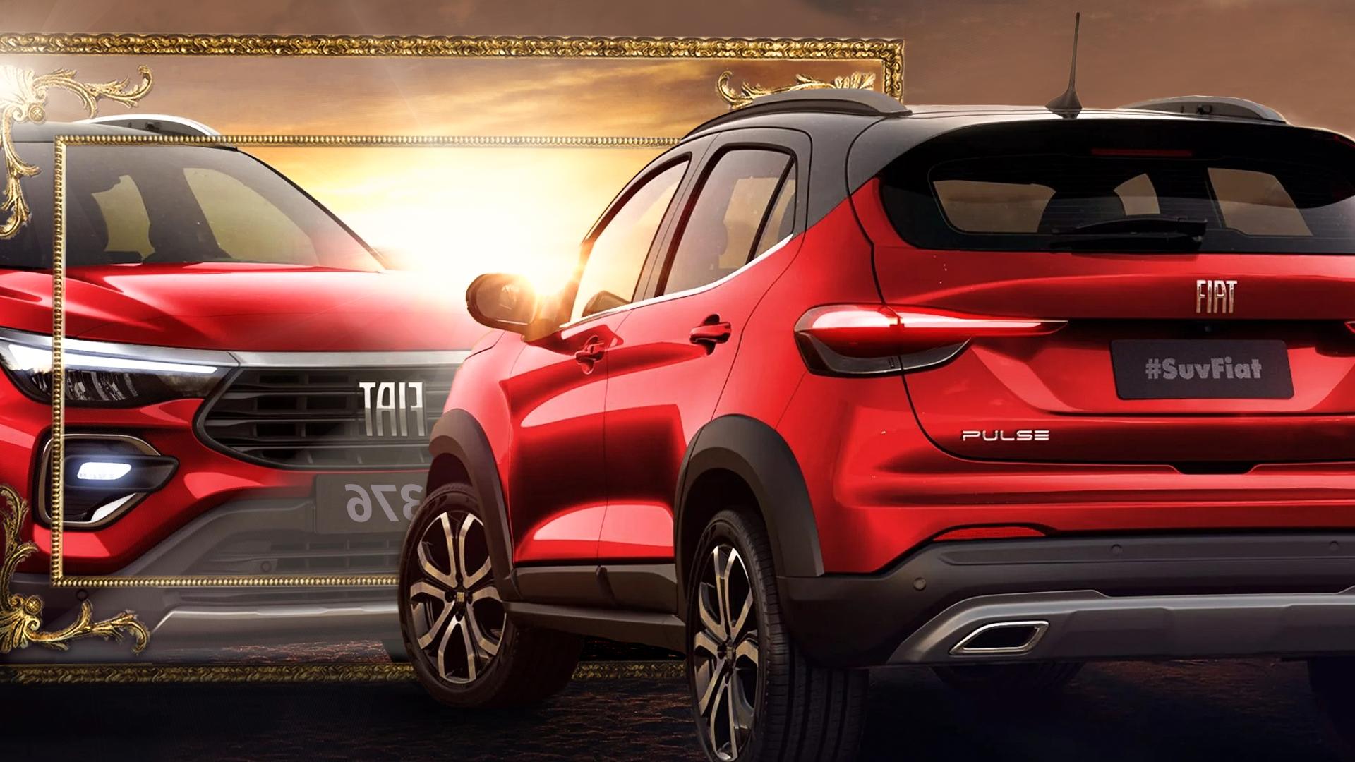 Novo SUV da Fiat será do tipo cupê
