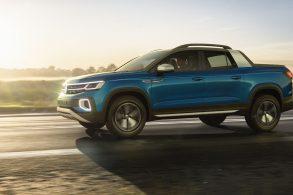 Produção da Volkswagen Tarok deverá começar em 2025 na Argentina