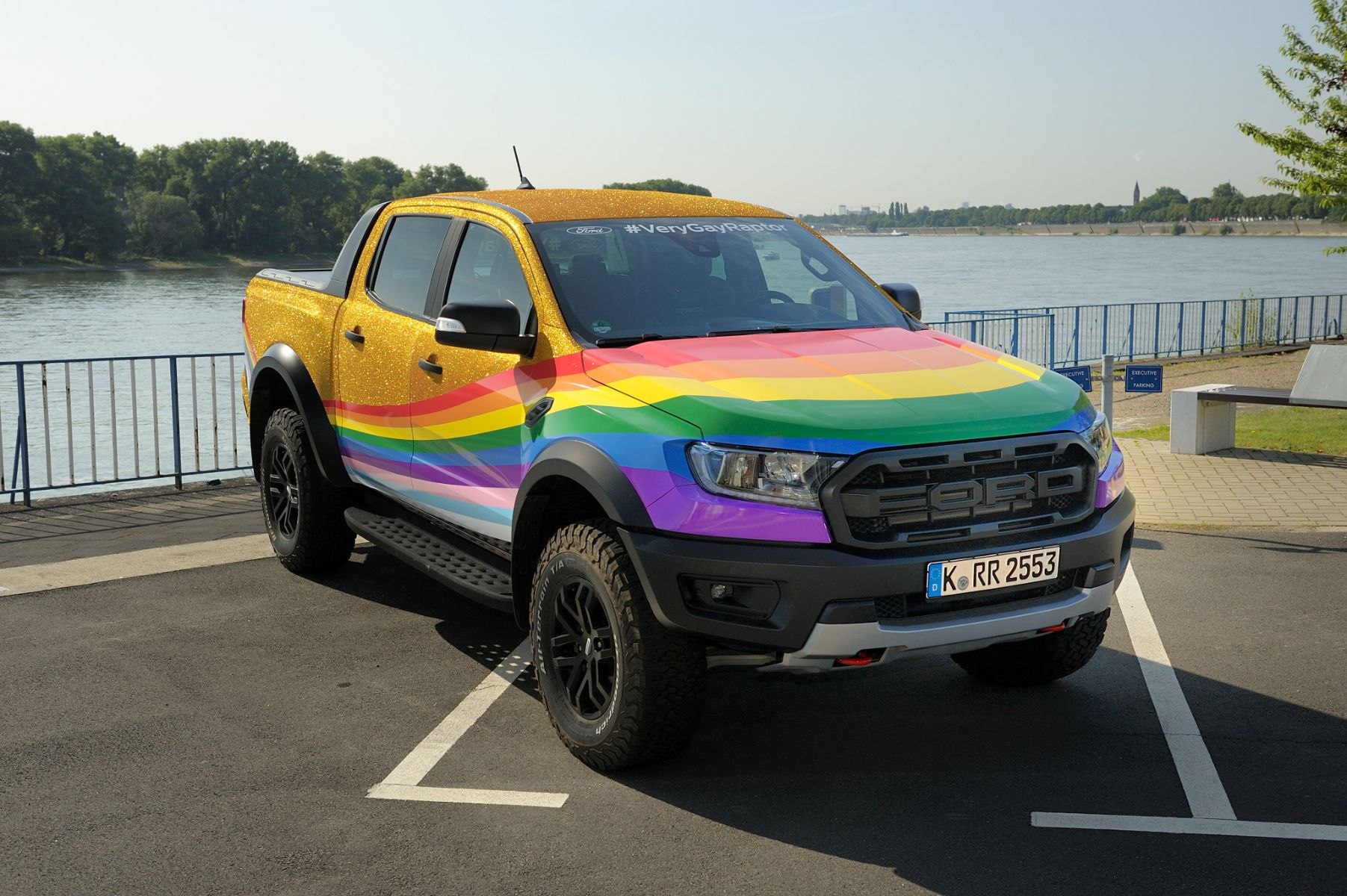 ford ranger very gay raptor 01