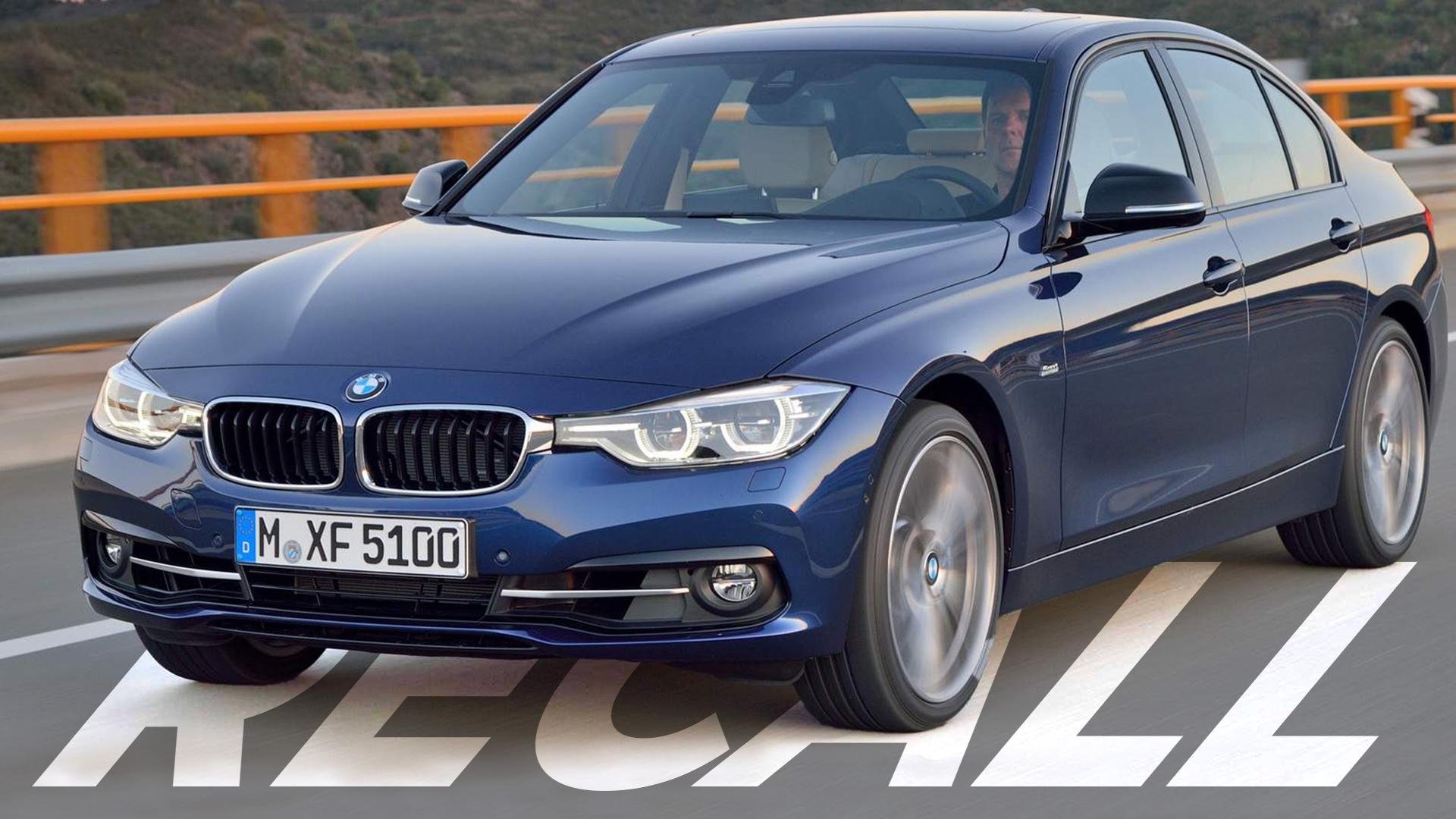 A BMW é uma das montadoras que foram vítima dos airbags da Takata
