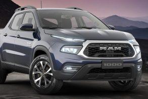 Nova picape Ram é... A Fiat Toro! E equipada com o antigo 1.8
