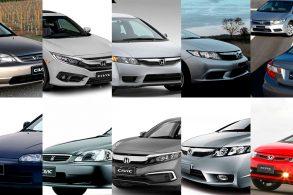 Quer um Honda Civic? Veja os 10 melhores usados que você pode comprar