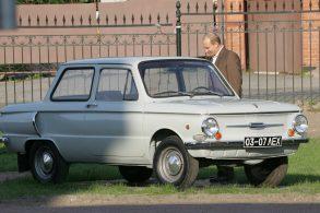 Vladimir Putin ainda tem o carro que a mãe ganhou na loteria em 1972