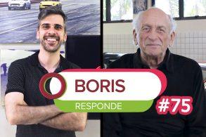 Boris Responde #75 | Pneu aro 13 vai acabar? Check-list cruzado é picaretagem?