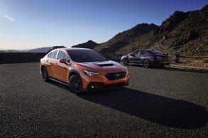 Nova geração do Subaru WRX continua seguindo a fórmula consagrada