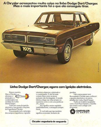propaganda chrysler dodge dart 1975