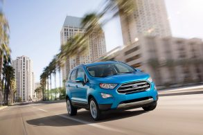 Bye Bye, EcoSport! SUV da Ford também sai de linha nos Estados Unidos
