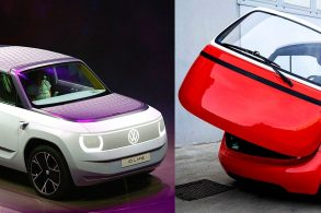 Carros elétricos se inspiram no passado para serem diferentes no futuro